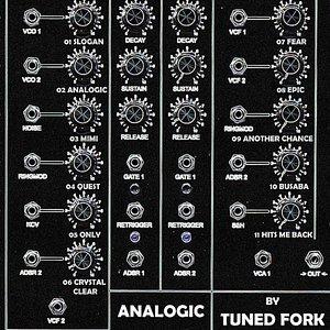 Image for 'Analogic'