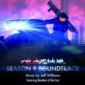 Image pour 'Red Vs. Blue Season 9 Soundtrack'