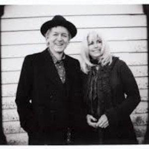 Image for 'Emmylou Harris & Rodney Crowell'