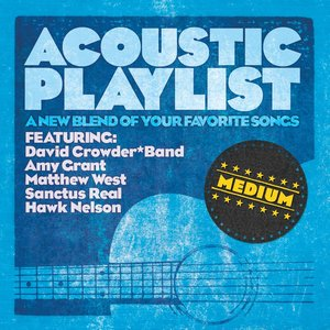 Bild für 'Acoustic Playlist: Medium - A New Blend Of Your Favorite Songs'