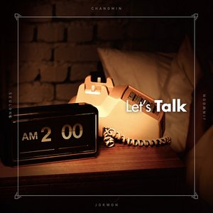 Image for 'Let's Talk'