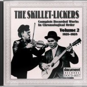 Immagine per 'The Skillet Lickers, Volume 2: 1927-1928'