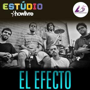 Image for 'Estúdio Showlivre: El Efecto (Ao Vivo)'