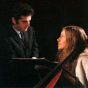 Image pour 'Jacqueline Du Pré, Daniel Barenboim'