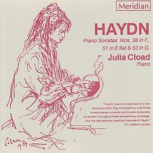 Imagem de 'Haydn: Piano Sonatas #38, #51, & #52'
