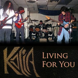 Image for 'Living for You'