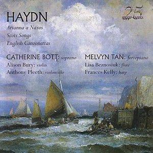 Image for 'Haydn - Ariannaa Naxos / Scots Songs / English Canzonettas'