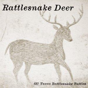 Bild für '637 Texas Rattlesnake Rattles'
