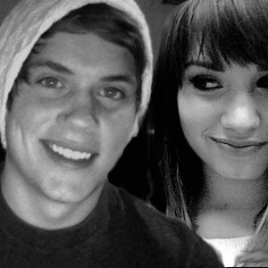 Image pour 'Demi Lovato and Tony Oller'