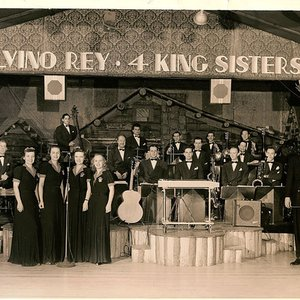 Image for 'Alvino Rey & His Orchestra'