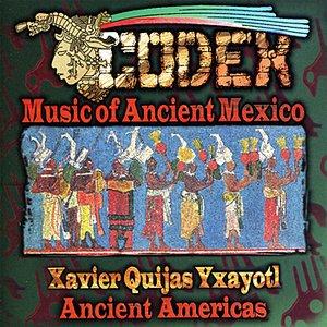 Image pour 'Codex - Music of Ancient Mexico'