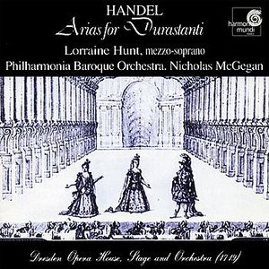 Image for 'Handel: Arias for Durastanti'