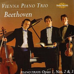 Image for 'Beethoven: Piano Trios Opus 1, Nos. 2 & 3'
