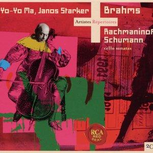 Image for 'Brahms/Schumann/Rachmaninov: Chamber Music'