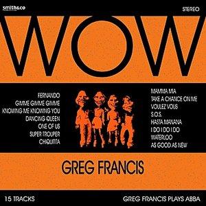 Image pour 'Greg Francis Plays Abba'