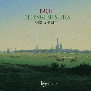 Image for 'Bach: The English Suites'