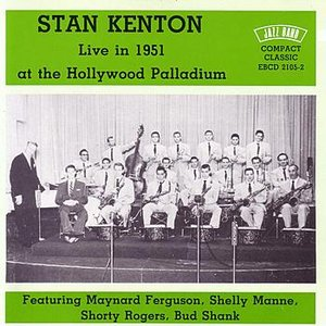 Immagine per 'Live In 1951 At The Hollywood Palladium'
