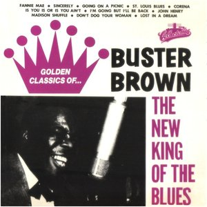Image for 'The New King of the Blues'