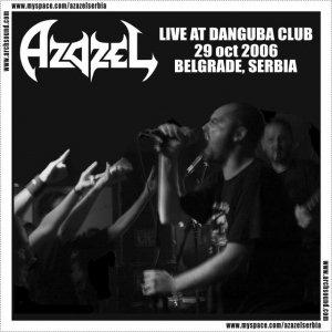 Bild für 'Live @ Danguba club, Belgrade 2006'