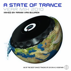 Image for 'A State of Trance: Year Mix 2010'