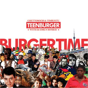 Image for 'Burgertime'