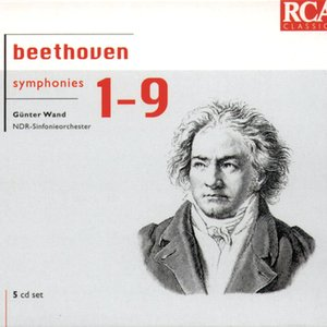 Image for 'Beethoven: The 9 Symphonies'