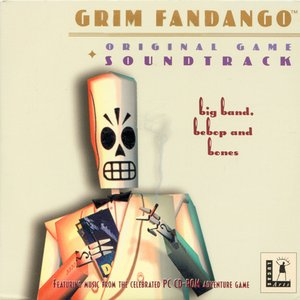 Image for 'Grim Fandango Soundtrack: Big Bands, Bebop and Bones'