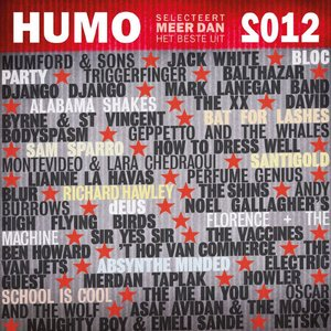 Image for 'Humo's Top 2012'