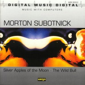 Image for 'Silver Apples of the Moon • The Wild Bull'