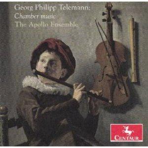 Imagen de 'Telemann: Chamber Music'
