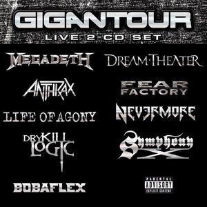 Image for 'Gigantour'