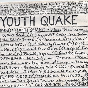 Image for 'Youth Quake'