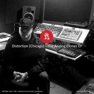 Bild för 'The Analog Clones EP'