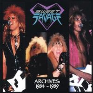 Image for 'Archives: 1984-1989'