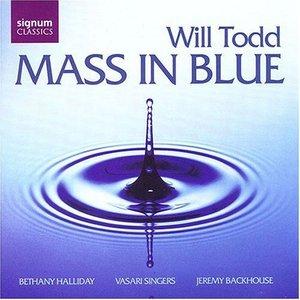 Immagine per 'Mass In Blue'