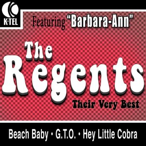 Image for 'The Regents - Their Very Best'
