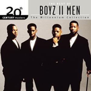 Immagine per 'The Best Of Boyz II Men 20th Century Masters The Millennium Collection'