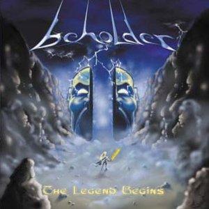 Image for 'The Legends Begin'