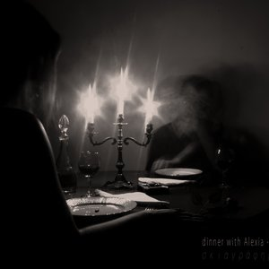 Image for 'dinner with Alexia'