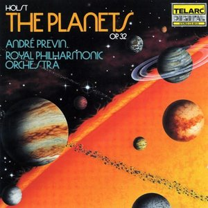 Bild für 'The Planets (Royal Philharmonic Orchestra feat. André Previn)'