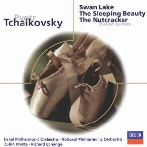 Image for 'Tchaikovsky: Swan Lake; Sleeping Beauty; The Nutcracker - Ballet Suites'