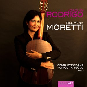 Bild für 'Joaquin Rodrigo: Complete Works for Guitar Solo, Vol. 1'