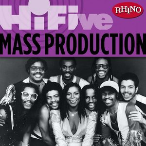 Image for 'Rhino Hi-Five: Mass Production'