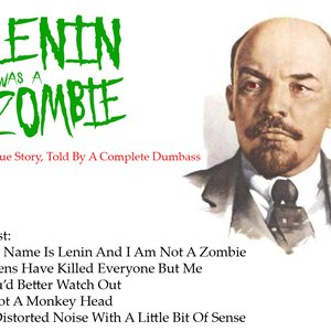 Image for 'My Name Is Lenin And I'm Not A Zombie'