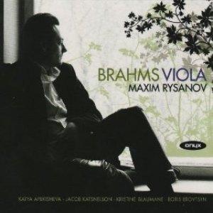 Image for 'Brahms Viola'