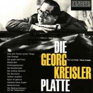 Image pour 'Die Georg Kreisler Platte'