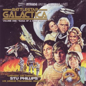 Immagine per 'Battlestar Galactica, Volume 1: Saga of a Star World'