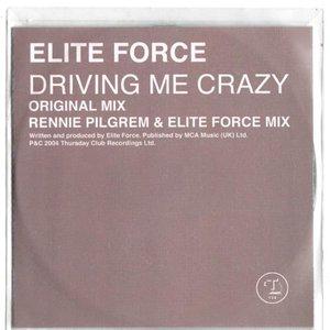 Image for 'Driving Me Crazy (Rennie Pilgrem & Elite Force Remix)'