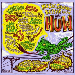 Image for 'Music Sounds Better With Huw: Volume 1'