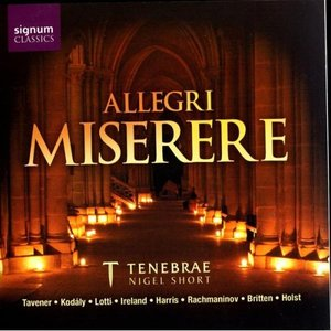 Image for 'Allegri Miserere'
